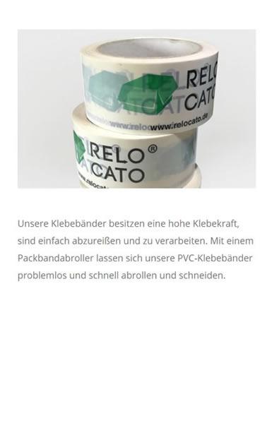 Klebebaender für  Albershausen