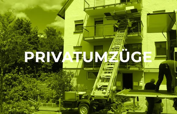 Privatumzug